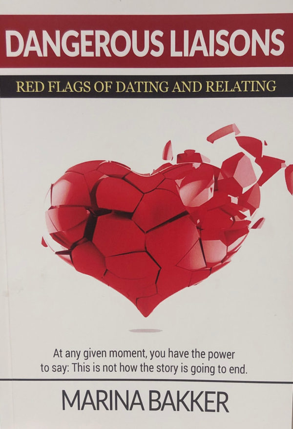 Red flags of dating book